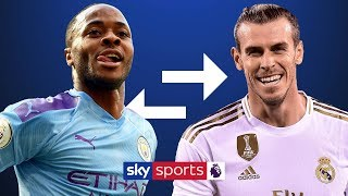 The story behind Real Madrid's £70 million + Gareth Bale swap for Raheem Sterling 🔁