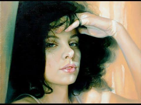 Портреты на заказ от Рустама Камалова