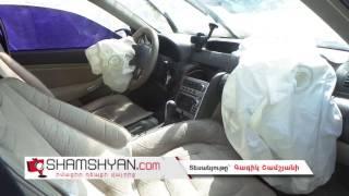 Շղթայական ավտովթար Երևանում  բախվել են Քննչական կոմիտեի Toyota ն, Infiniti ն և Opel ը