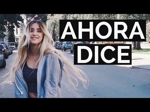 Ahora Dice - Chris Jeday ft. J.Balvin, Ozuna, Arcángel - Cover by Xandra Garsem