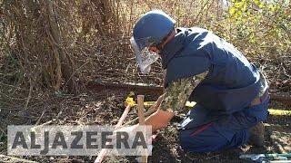 Bosnia's landmine clearance delayed