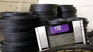 STOP Micro-loading Your Lifts - Inaccurate Plates & New Equipment @ Untamed Strength Gym