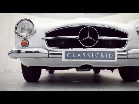 Oldtimer kaufen - Mercedes 190 SL