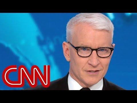CNN: Anderson Cooper: This could be Trump's 2020 strategy