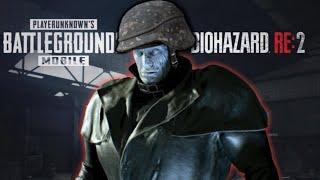 Tyrant .EXE | PUBG MOBILE (Resident Evil 2)
