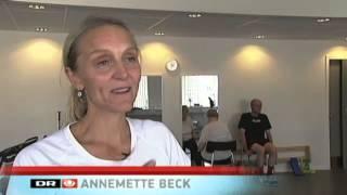 Træning som behandling ved artrose (slidgigt): TV avisen 19 aug 2013