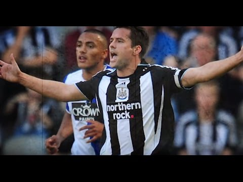 The highs and lows of Michael Owen at Newcastle United