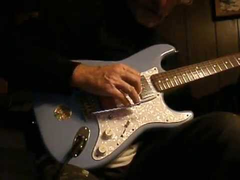 Gfs Dream P 90 Vintage Modified Strat Made In India 08 Youtube