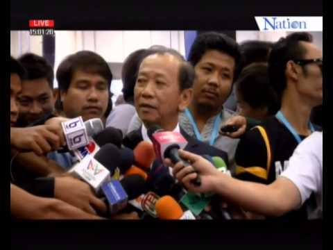 Nation channel : คลัง ชี้แจงพระราชทานเงินให้ ท่านผู้หญิงศรีรัศมิ์ 15/12/2557
