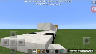 Minecraft cara membuat truk trailer by ajmal