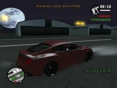 Gta San Andreas-Vueltas cohes 2