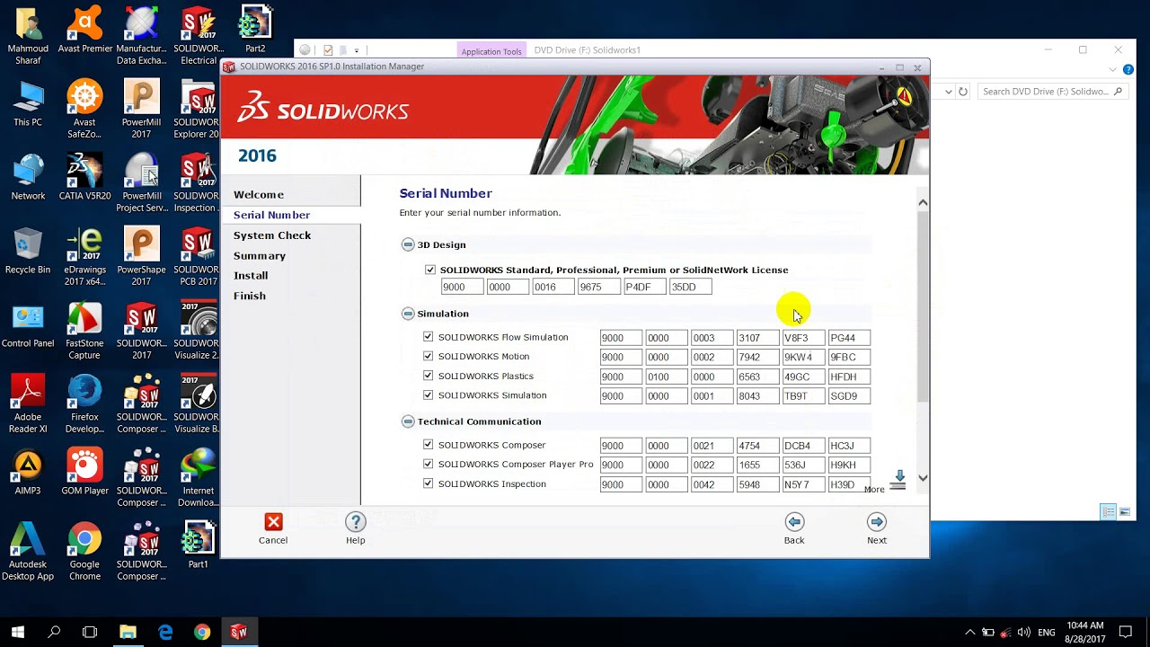 Solidworks 2015 license key free | All Serial Keys and
