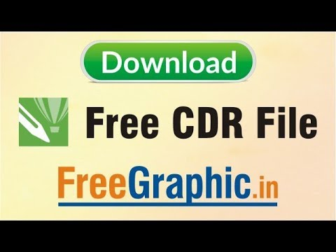 Download Free CDR Template | FreeGraphic.in | Vector Graphic Website