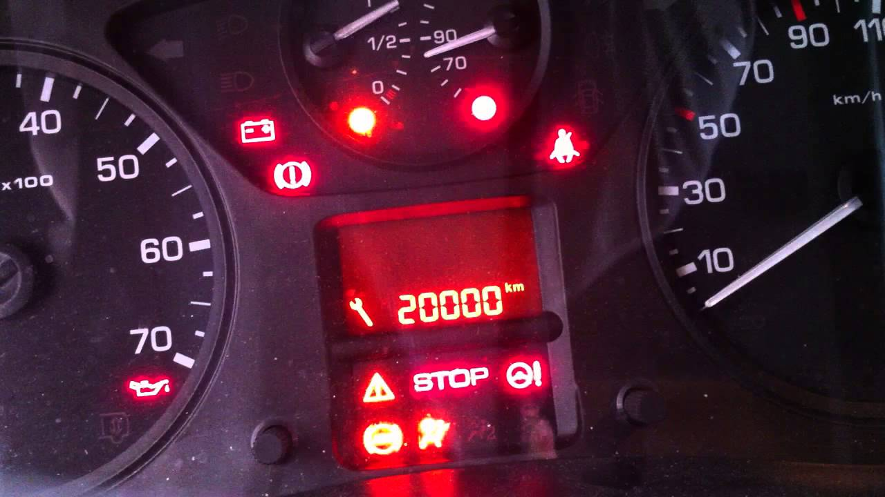Peugeot Warning Lights British Automotive