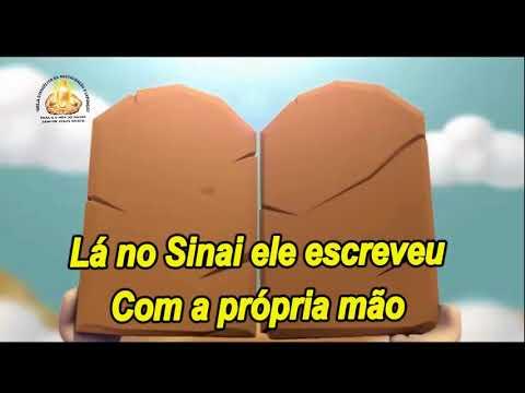 CANTANDO A BÍBLIA (Alessandra Samadello) Playback Legendado