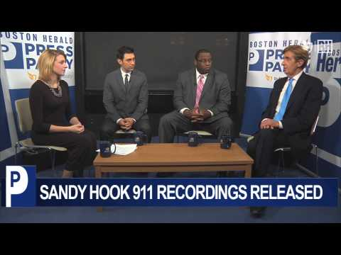Press Party: 911 Tapes released from Sandy Hook Shooting