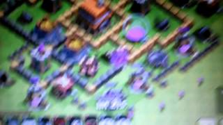 Clash of clans let's play ep 6 ( I got th 7 :D)