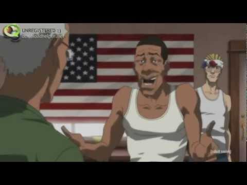Boondocks- Rummy Tries to Kill Lando Freeman