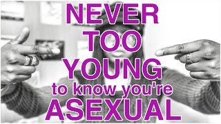 QAC 41 - Am I Asexual? | Never Too Young To Know