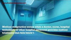 Experienced Medical Malpractice Lawyer Miami - Miami Medical Malpractice Attorney