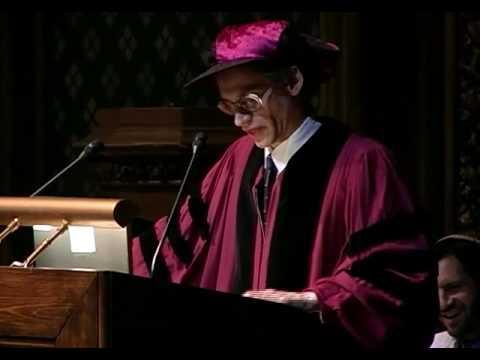 58th University of Chicago Hillel Latke-Hamantash Debate 2004 (Harold Pollock Part 1)