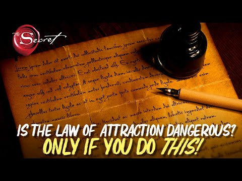 IS LAW OF ATTRACTION DANGEROUS?? (this may surprise you!)