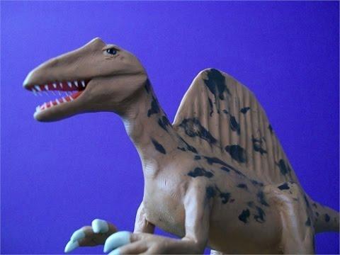 Как сделать своими руками динозавра