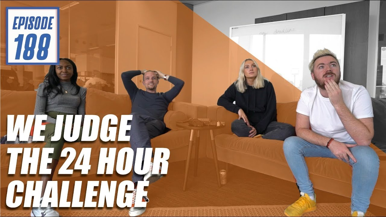 We Judge the 24 Hour Hiring Challenge | DailyGoat 188