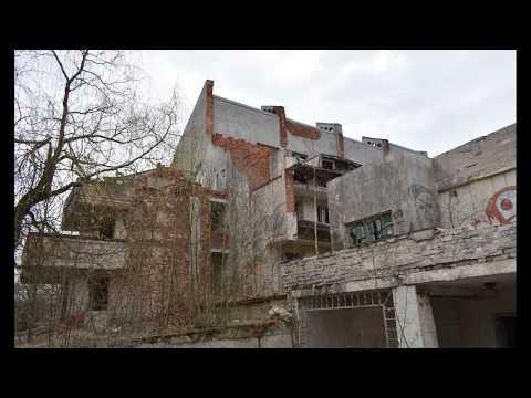 Заброшенный санаторий в Беларуси / abandoned sanatorium in Belarus