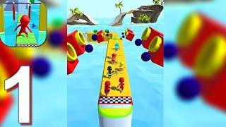 Sea Race 3D - Fun Sports Game Run 3D - Gameplay Walkthrough Part 1 (Android,iOS) screenshot 1