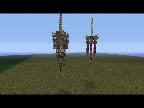 Minecraft chandelier tutorial youtube for How to make a modern chandelier