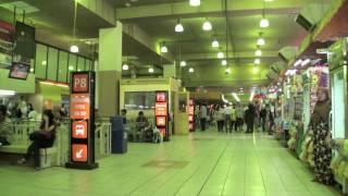 Puduraya Bus Terminal Kuala Lumpur - Malaysia - プドゥラヤバスステーション