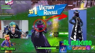 "NINJA PLAYS WITH THE NEW SKIN OF THE VAQUERA ""CALAMIDAD"" TO THE MAXIMUM FORTNITE SEASON 6"