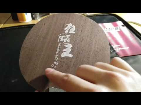 Tutorial: How To Remove a Sheet of Rubber From a Custom Racket