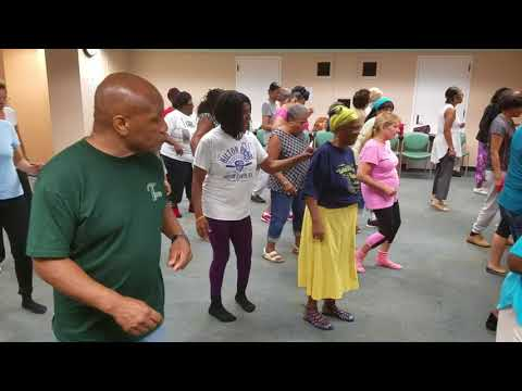 Line Dance: Get It Poppin