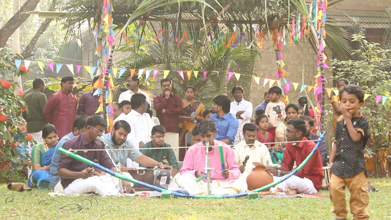 UTC Bangalore, Tamil Fellowship villisai 2018-BD I (Part II)