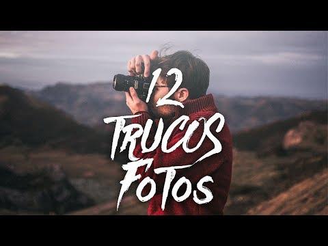 12 TRUCOS PARA HACER MEJORES FOTOS