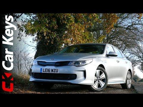 Kia Optima Plug In Hybrid Review - Can Kia Corner the Hybrid Market? - Car Keys