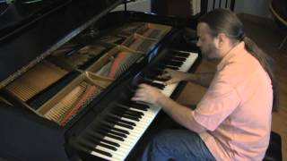 Silver Swan Rag by Scott Joplin | Cory Hall, pianist-composer