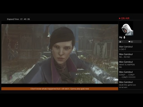 Dishonored 2 - Iron Mode - Easy - Corvo - With Powers - Attempt 3