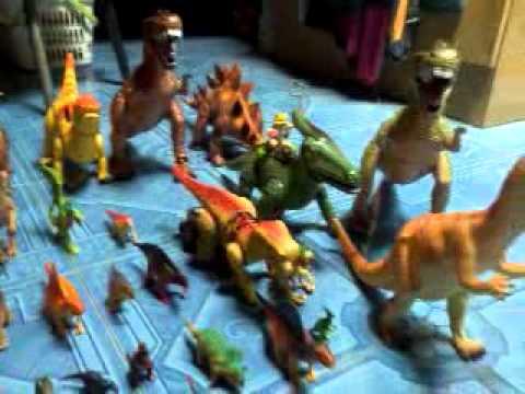 ไดโนเสาร์ของหนูหมวย