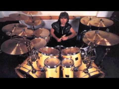 Cozy Powell Tribute by Robert Camassa - Cyprus CyBC (RIK) Radio 1998