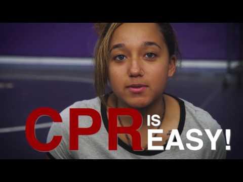 American Heart Association – ROSS CPR in Schools Program 2015-2016