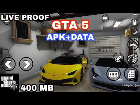 (2020) How To Download GTA 5 On Android APK+DATA | Mr. NightKITE