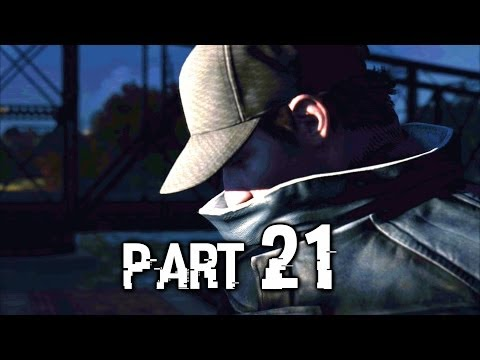 Watch Dogs Gameplay Walkthrough Part 21 - Jury-Rigged (PS4)