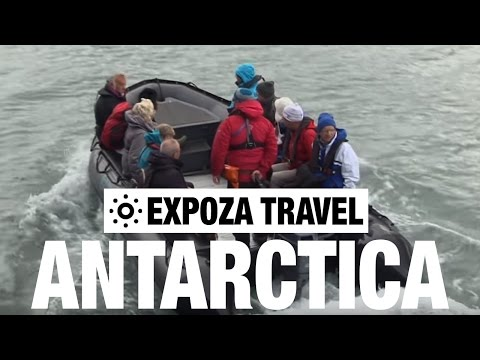 Antarctica Vacation Travel Video Guide