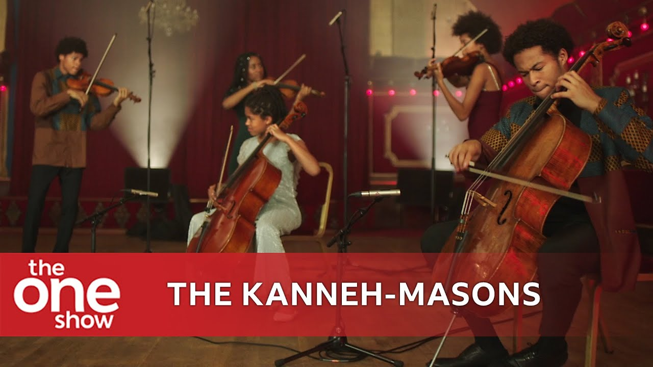 The Kanneh-Masons - Redemption Song (The One Show)