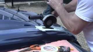Land Rover Defender Aerocatch Fitting