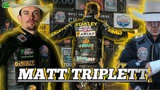 Matt triplett - melhores montarias| 2018/2019 best.