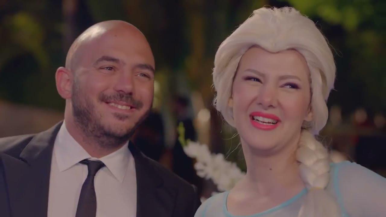 اضحك مع دنيا سمير غانم واللي هتعمله في محمود العسيلي من مسلسل لهفه 😂😂